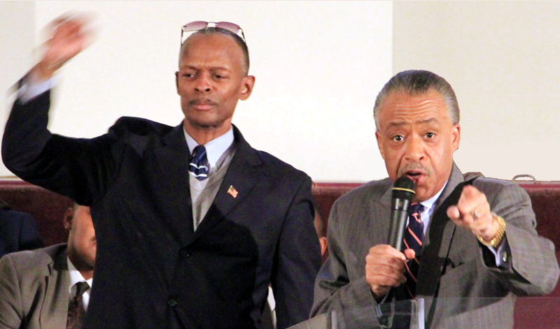 Sharpton and Sallam