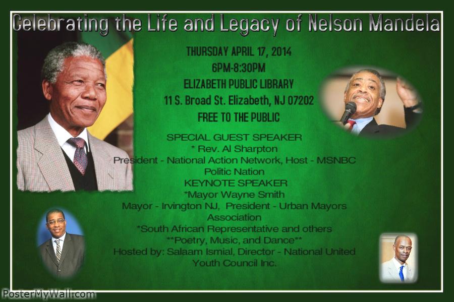 UYC Special Tribute to Nelson Mandela